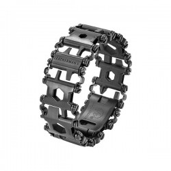 Мультитул-браслет Leatherman Tread Metric Black DLC