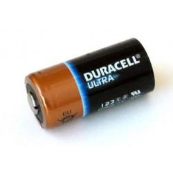 Батарейка CR123A Duracell