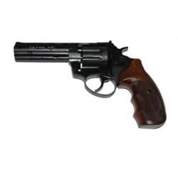 """Револьвер флобера Stalker 4.5"""" wood, коричневая рукоять"""