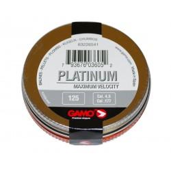 Gamo PBA Platinum 0,36г. 4.5мм. (125шт.)