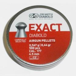JSB Diabolo Exact 4.51мм.0,547г.(500шт.)
