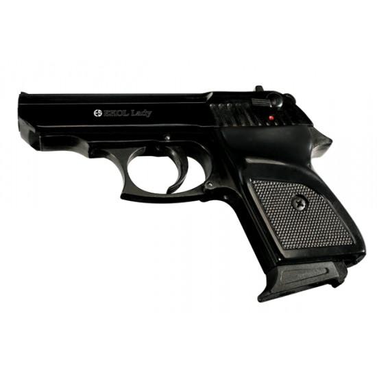 Шумовой пистолет Ekol Lady (Black)
