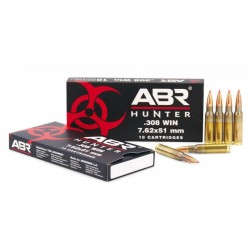 Патрон ABR Hunter. 308 WIN A-Max 178gr (11,53 г)