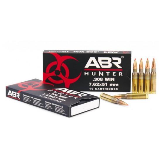 Патрон ABR Hunter. 308 WIN SST 180gr (11,66 г )