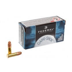 Патрон нарезной Federal Game Shok, 22LR, HP 2,46гр (38GB)