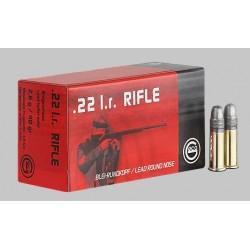 Патрон GECO Rifle кал.22 LR пуля BR масса 2,6 г