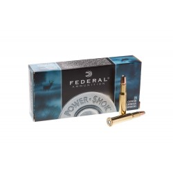 Патрон нарезной Federal Power-Shok 30-30win SPRN 11,02гр (170GR)