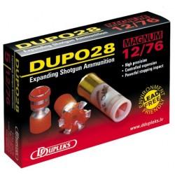 Патроны DDupleks Dupo 28 Magnum кал.12/76 28.4гр куля